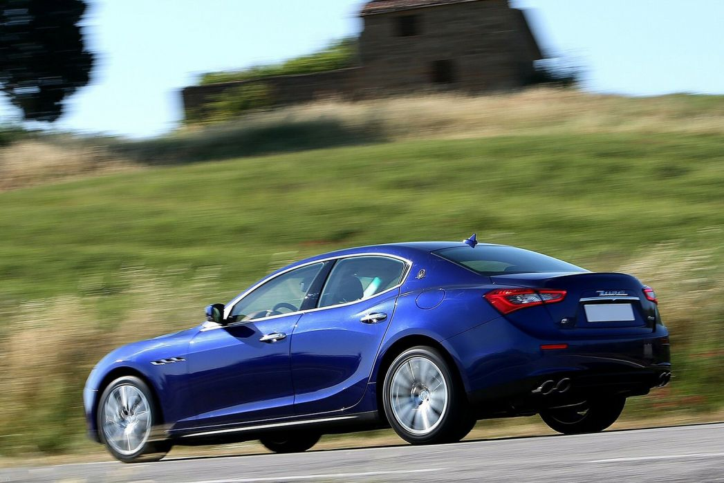 Image 3: Maserati Ghibli Saloon V6 S Gransport Nerissimo Pack 4dr Auto