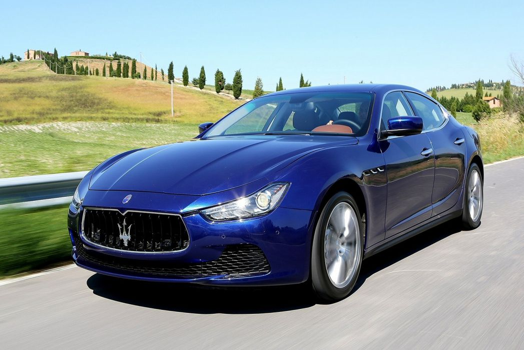 Image 4: Maserati Ghibli Saloon V6 S Gransport Nerissimo Pack 4dr Auto
