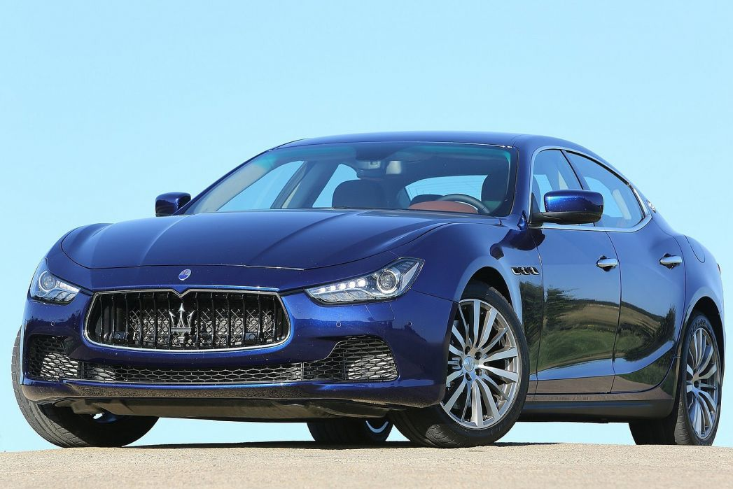 Image 6: Maserati Ghibli Saloon V6 S Gransport Nerissimo Pack 4dr Auto