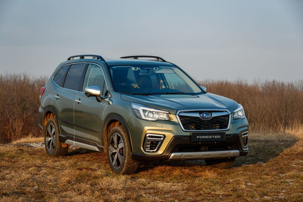 Subaru Forester Estate 2.0I E-Boxer XE 5dr Lineartronic On ...