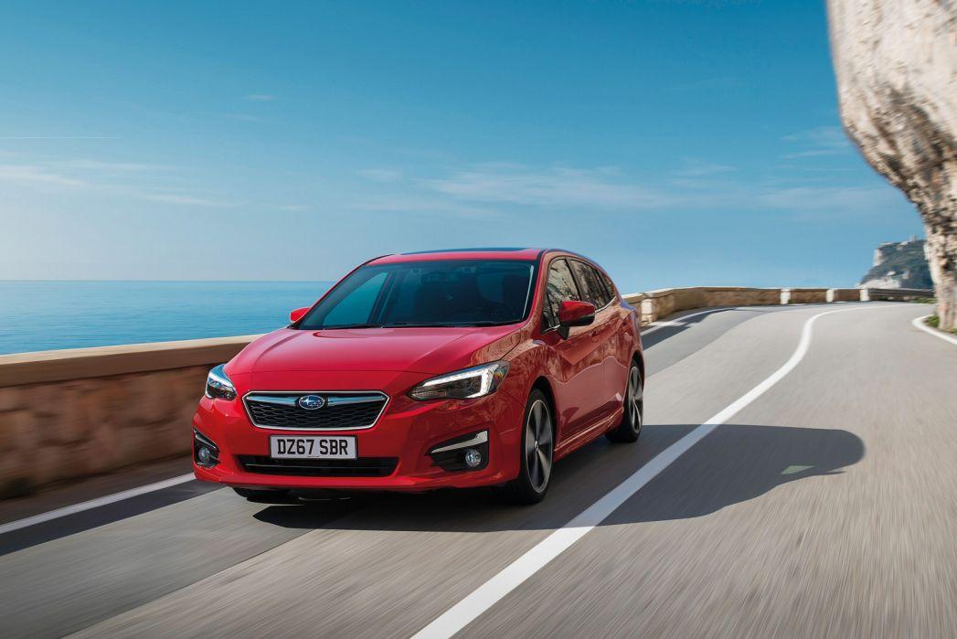 Image 5: Subaru Impreza Hatchback 1.6I SE 5dr Lineartronic