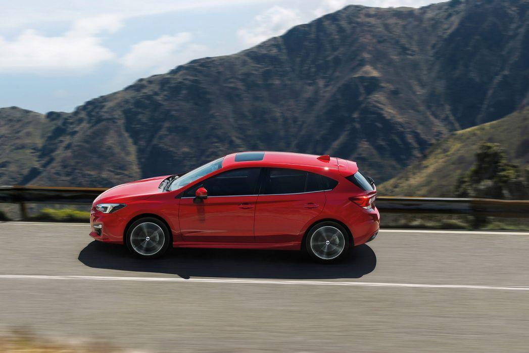 Image 6: Subaru Impreza Hatchback 1.6I SE 5dr Lineartronic
