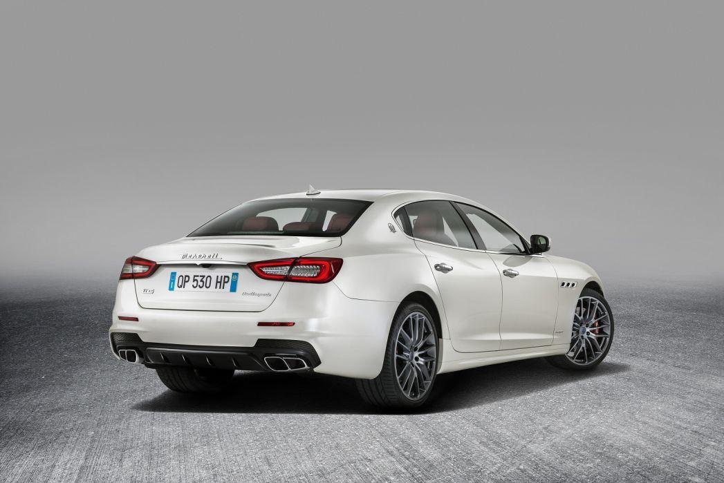 Image 3: Maserati Quattroporte Diesel Saloon V6D Gransport 4dr Auto