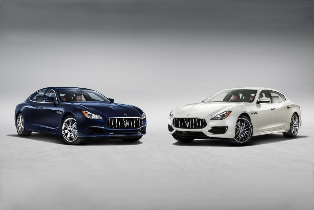 Image 4: Maserati Quattroporte Diesel Saloon V6D Gransport 4dr Auto