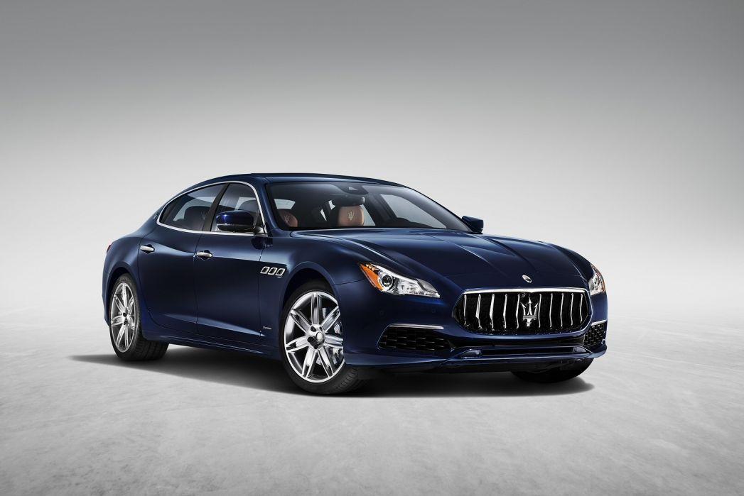 Image 5: Maserati Quattroporte Diesel Saloon V6D Gransport 4dr Auto