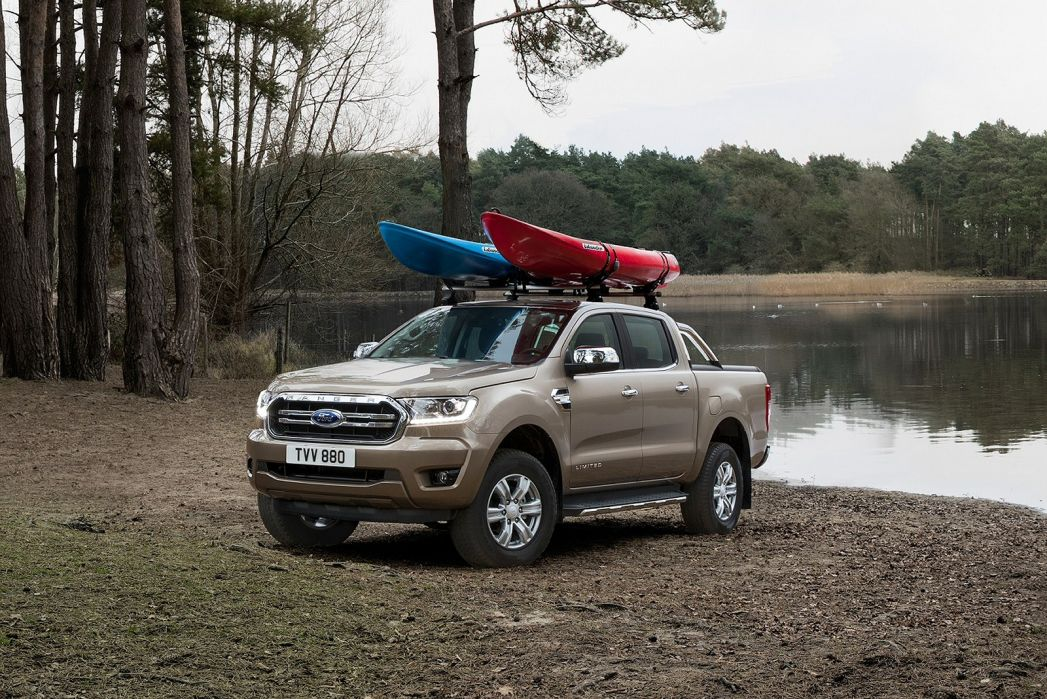 Image 6: Ford Ranger Diesel Pick UP Double CAB MS-RT 2.0 Ecoblue 213 Auto