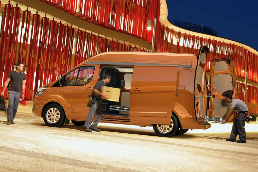 Image 5: Ford Transit Custom 280 L1 Diesel FWD 2.0 Ecoblue 105PS High Roof Trend VAN