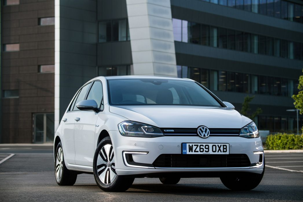 Image 2: Volkswagen Golf Electric Hatchback 99KW E-Golf 35KWH 5dr Auto