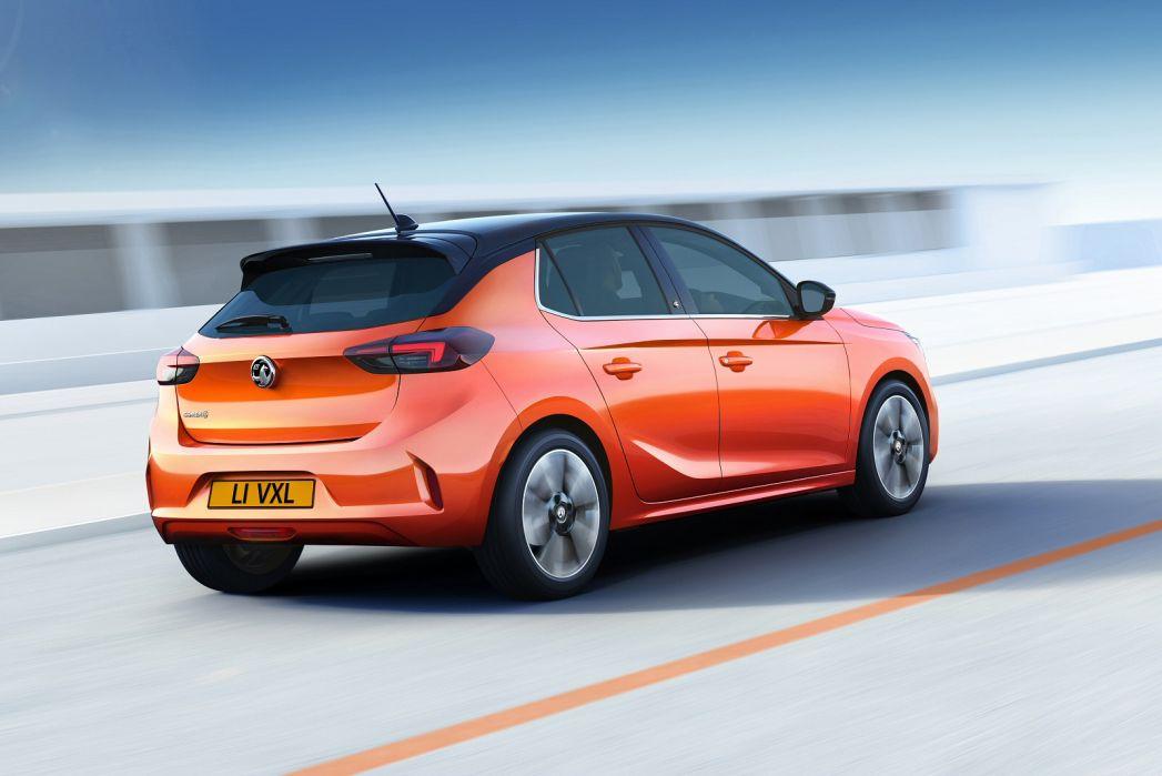 Image 3: Vauxhall Corsa-E Electric Hatchback 100KW Elite NAV 50KWH 5dr Auto [7.4kwch]