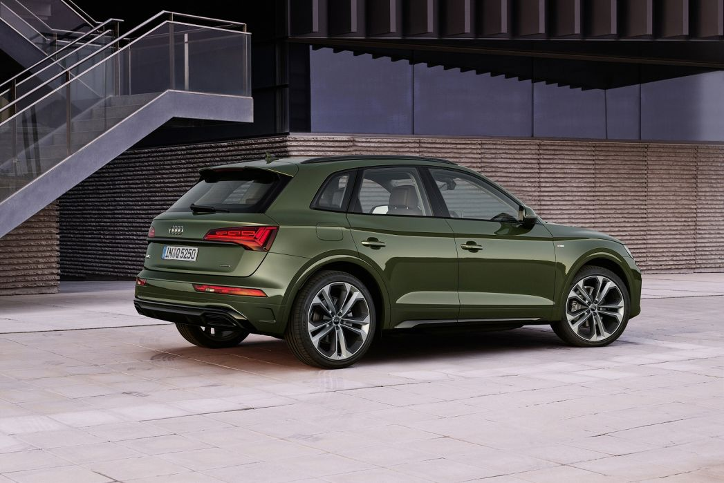 Image 3: Audi Q5 Estate 50 Tfsi E Quattro Sport 5dr S Tronic