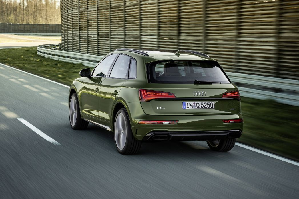Image 5: Audi Q5 Estate 50 Tfsi E Quattro Sport 5dr S Tronic