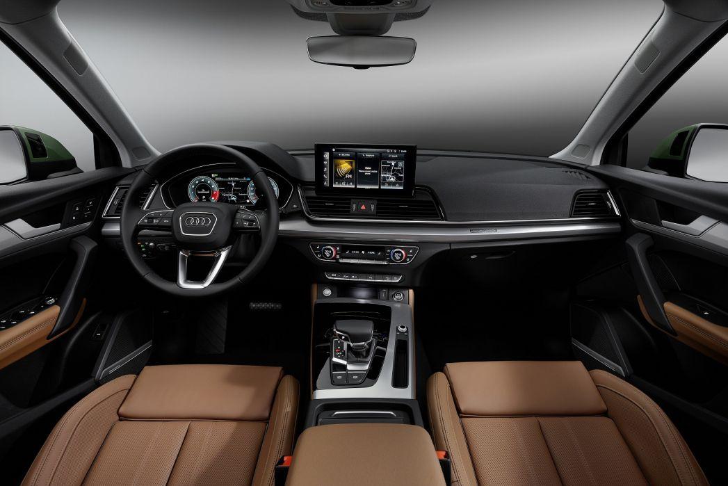 Image 2: Audi Q5 Diesel Estate 40 TDI Quattro S Line 5dr S Tronic