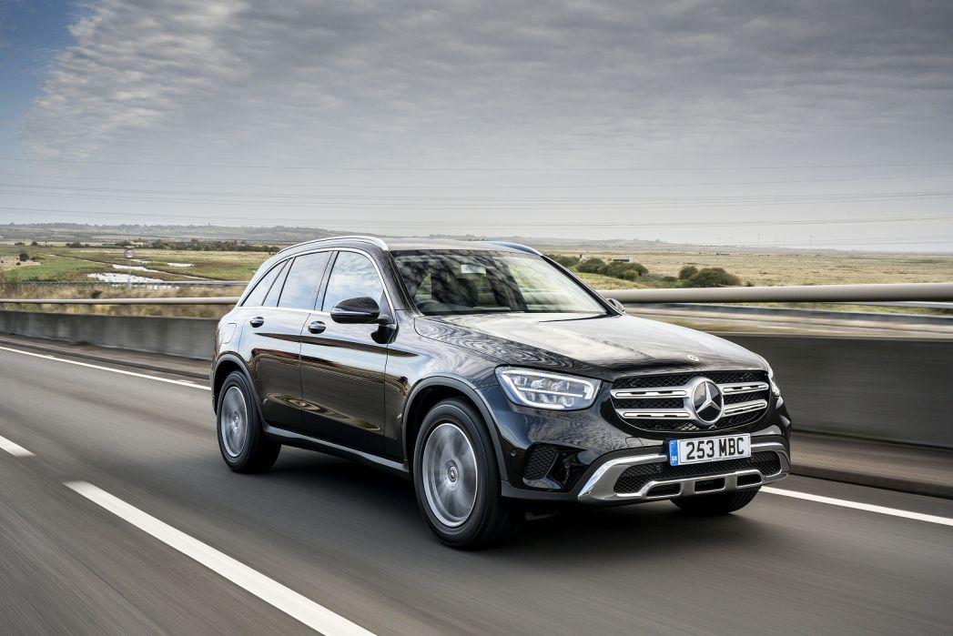 Image 5: Mercedes-Benz GLC Diesel Estate GLC 220D 4matic AMG Line 5dr 9G-Tronic