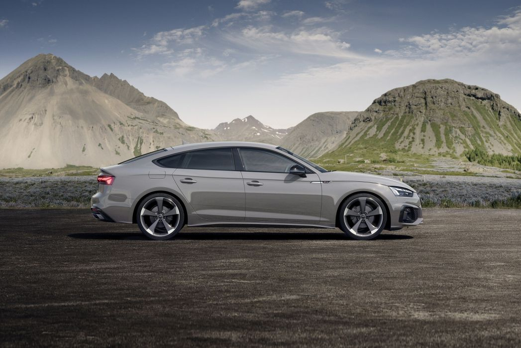 Video Review: Audi A5 Sportback Special Editions 40 TDI Quattro Edition 1 5dr S Tronic