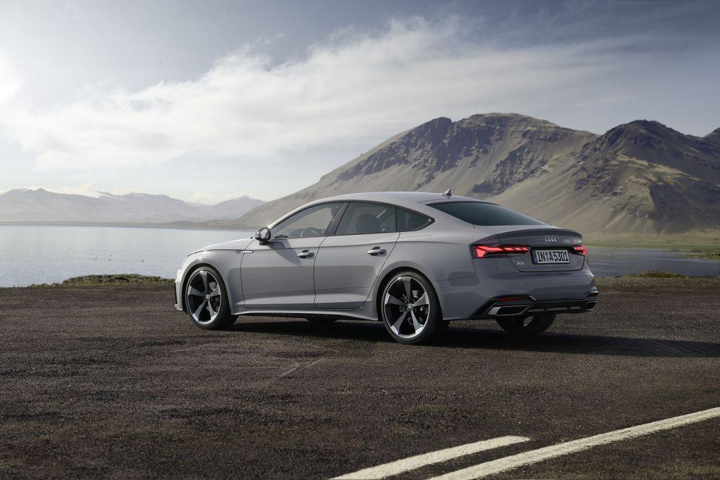 Image 2: Audi A5 Diesel Sportback 40 TDI Quattro S Line 5dr S Tronic [comfort+sound]