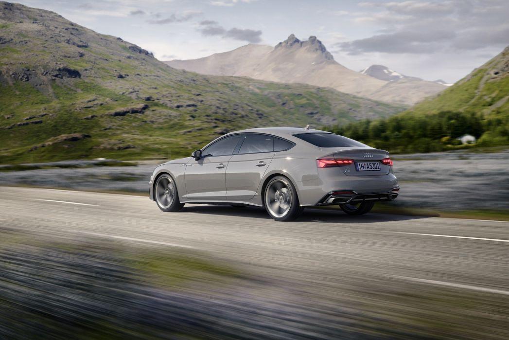 Image 5: Audi A5 Diesel Sportback 35 TDI Sport 5dr S Tronic [comfort+sound]