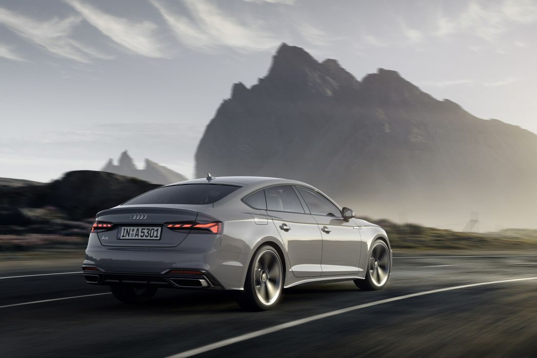 Image 6: Audi A5 Diesel Sportback 35 TDI Sport 5dr S Tronic [comfort+sound]