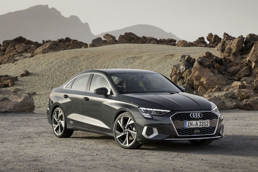Video Review: Audi A3 Saloon Special Editions 40 TDI Quattro Edition 1 4dr S Tronic