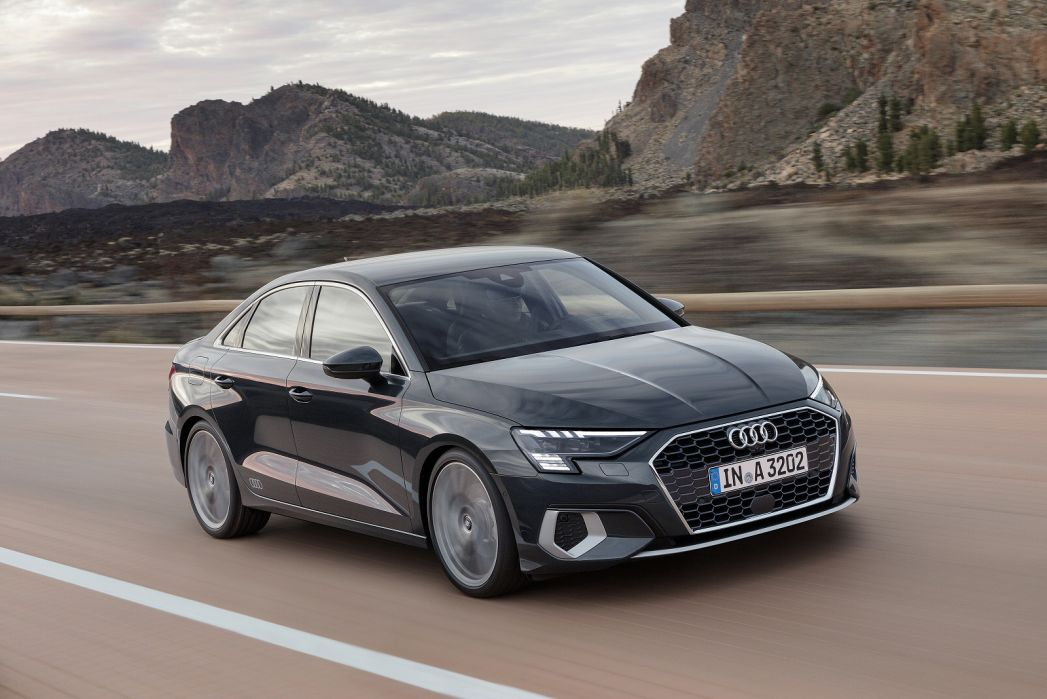 Image 4: Audi A3 Saloon Special Editions 35 Tfsi Edition 1 4dr [comfort+sound]