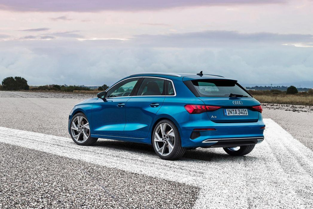 Video Review: Audi A3 Sportback S3 Tfsi Quattro 5dr S Tronic