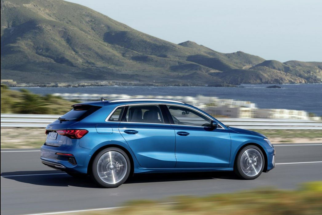 Image 4: Audi A3 Sportback Special Editions 35 Tfsi Edition 1 5dr