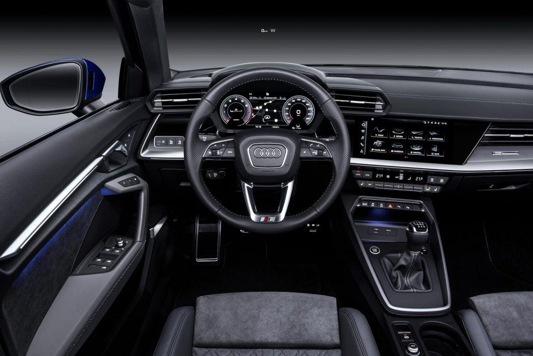 Image 4: Audi A3 Sportback 30 Tfsi Technik 5dr