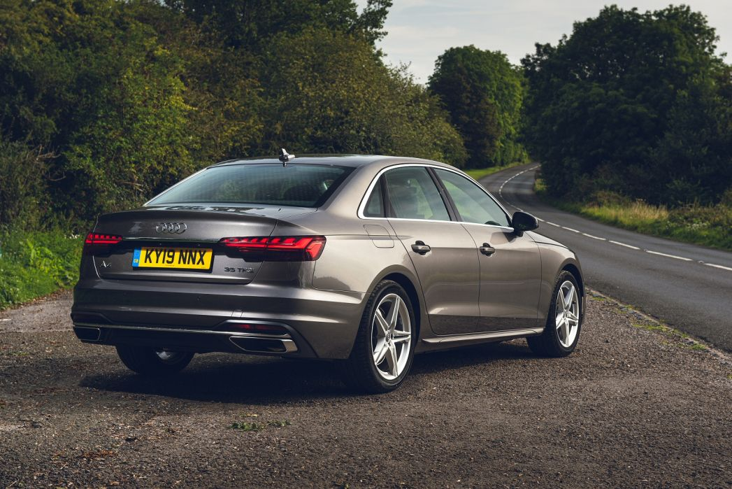 Video Review: Audi A4 Saloon 35 Tfsi Sport Edition 4dr
