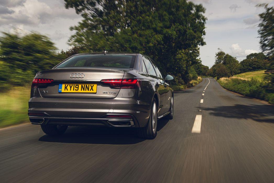 Image 4: Audi A4 Avant 35 Tfsi Vorsprung 5dr S Tronic