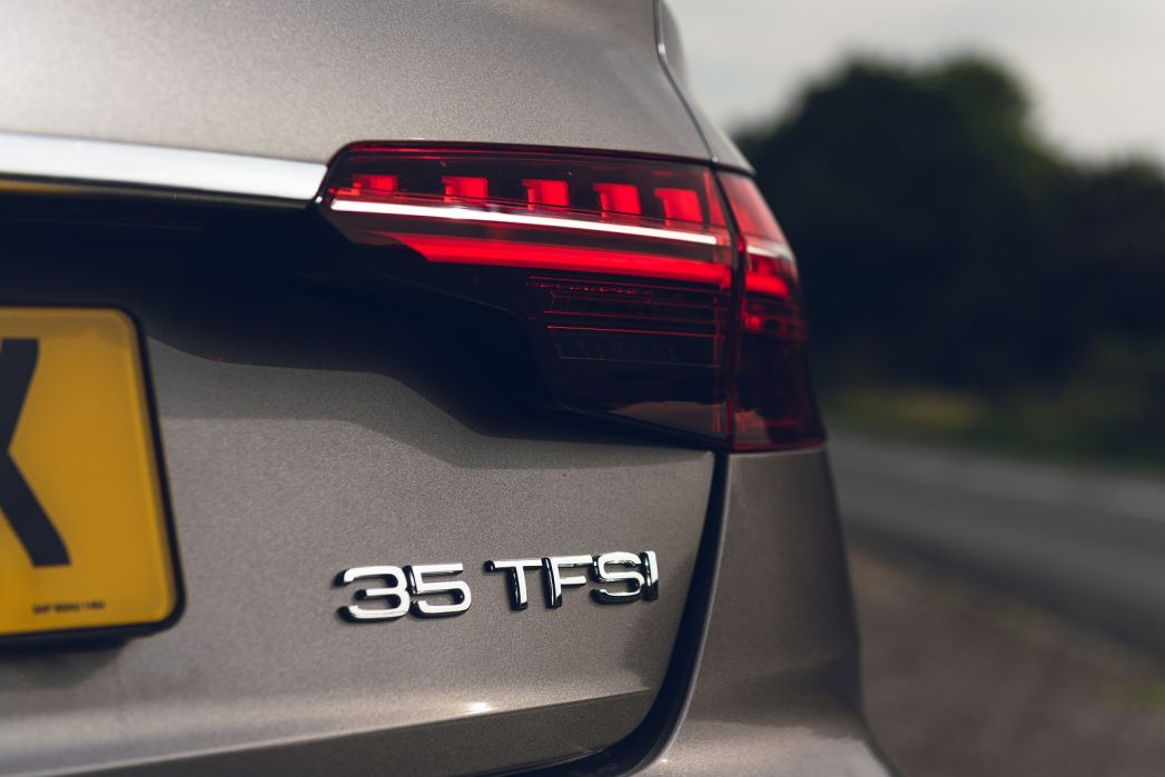 Image 6: Audi A4 Saloon 35 Tfsi Sport Edition 4dr