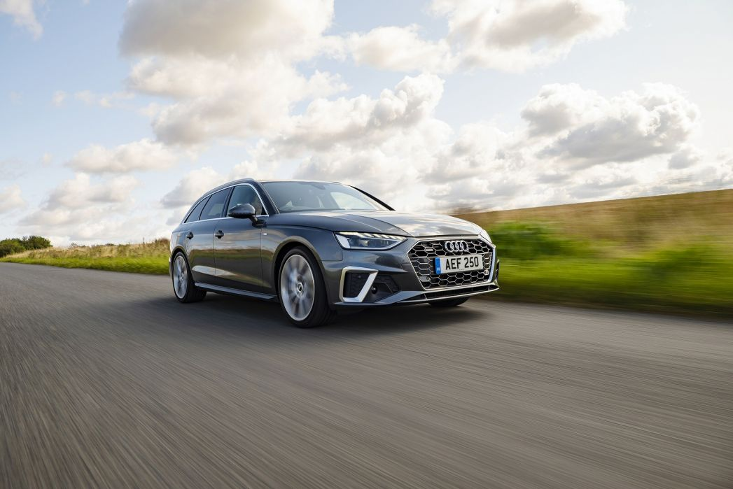 Image 2: Audi A4 Avant 35 Tfsi Sport Edition 5dr S Tronic [comfort+sound]