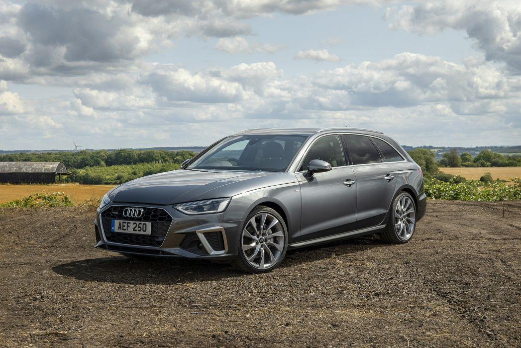 Image 5: Audi A4 Avant 40 Tfsi 204 Black Edition 5dr S Tronic [C+S]