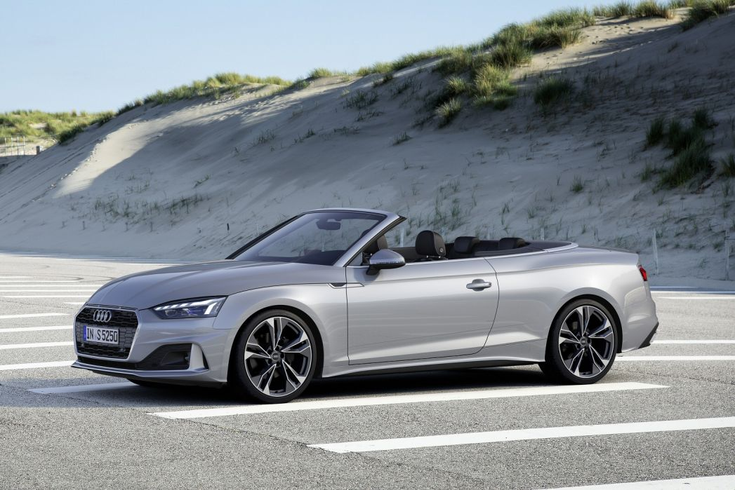 Video Review: Audi A5 Cabriolet 40 Tfsi Vorsprung 2dr S Tronic