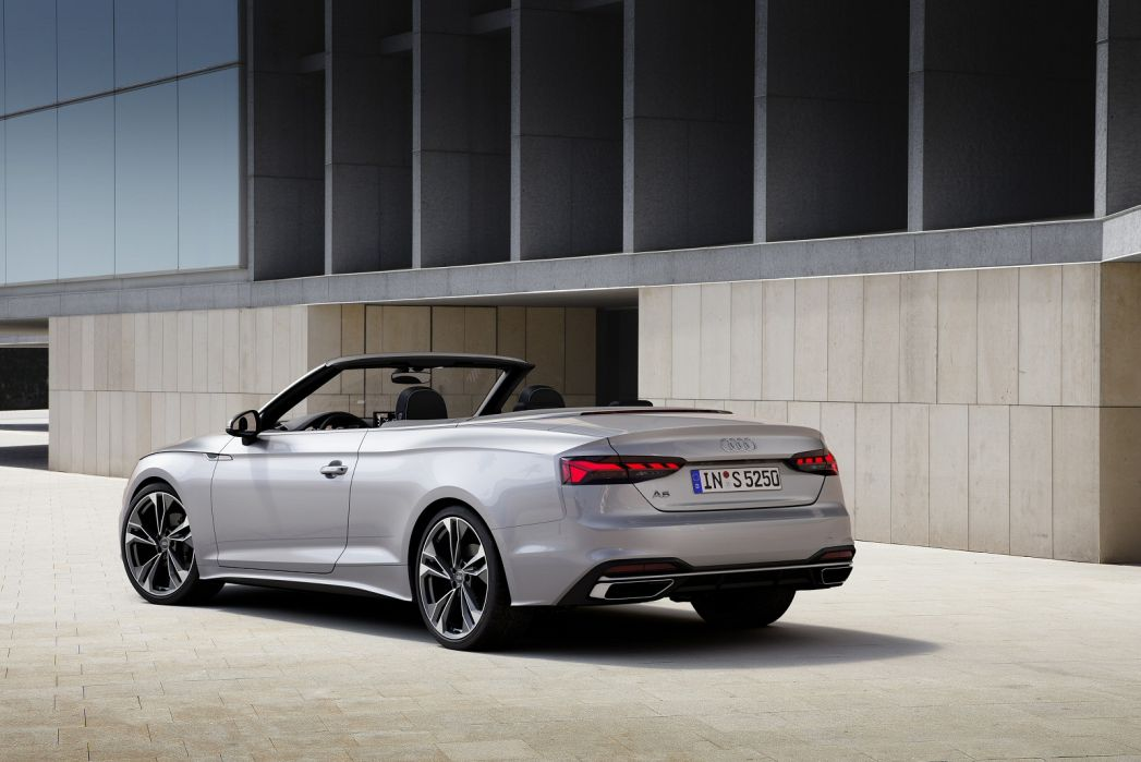 Image 3: Audi A5 Cabriolet Special Editions 40 TDI Quattro Edition 1 2dr S Tronic