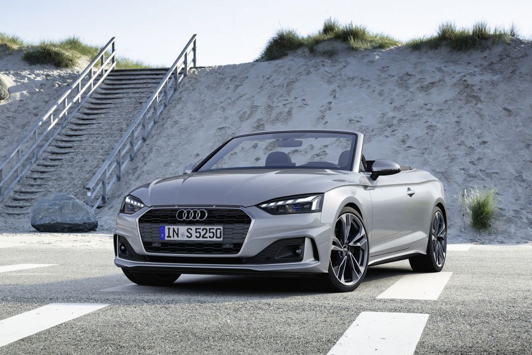 Video Review: Audi A5 Cabriolet 40 Tfsi S Line 2dr S Tronic