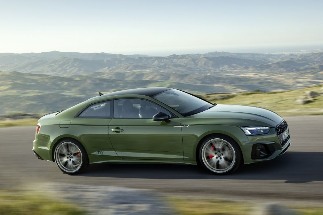 Image 4: Audi A5 Coupe Special Editions 40 Tfsi Edition 1 2dr S Tronic