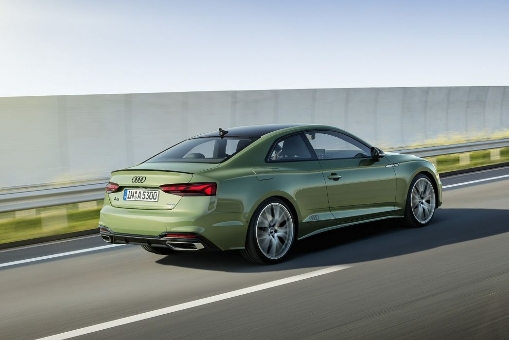 Image 5: Audi A5 Coupe Special Editions 40 Tfsi Edition 1 2dr S Tronic