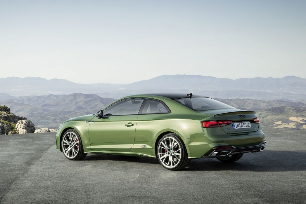Video Review: Audi A5 Diesel Coupe 40 TDI 204 Quattro S Line 2dr S Tronic [C+S]