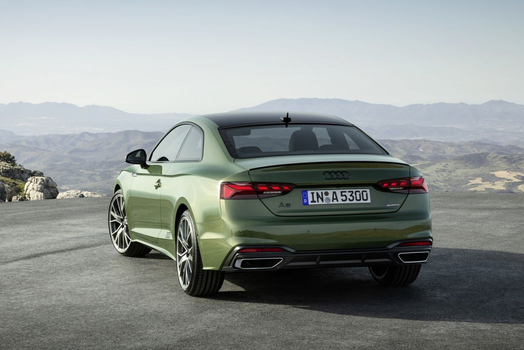 Image 3: Audi A5 Coupe Special Editions 40 TDI Quattro Edition 1 2dr S Tronic