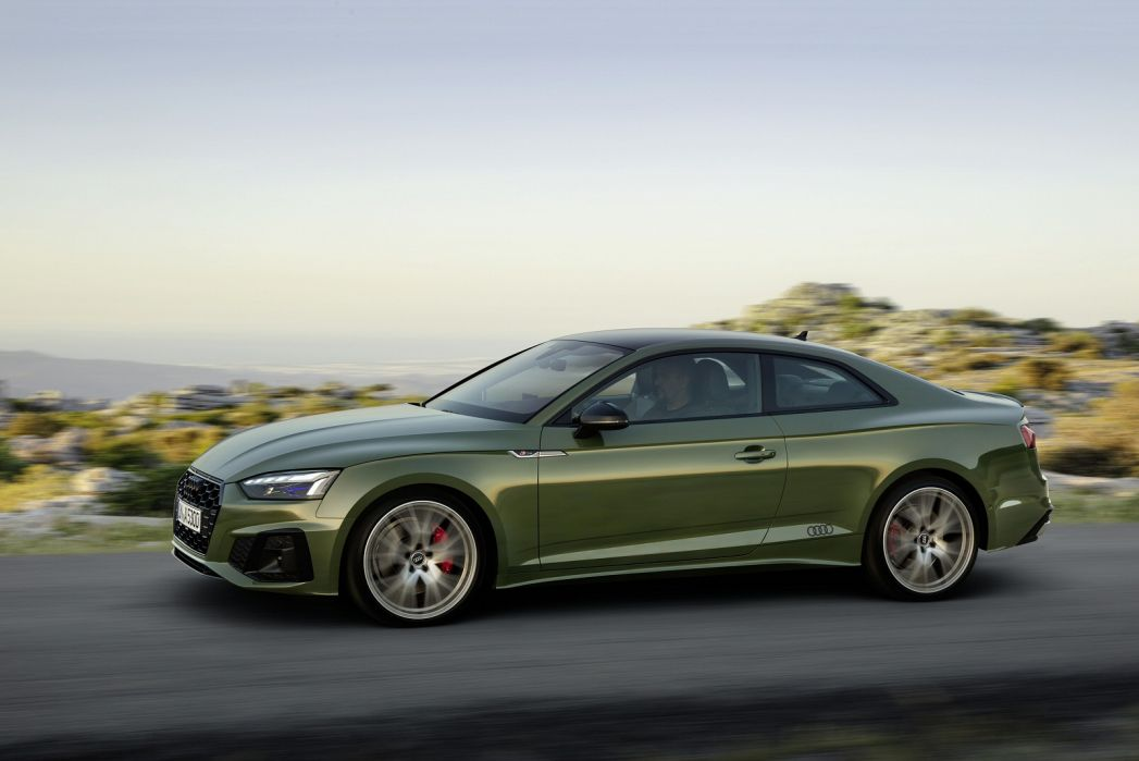 Image 4: Audi A5 Coupe Special Editions 40 TDI Quattro Edition 1 2dr S Tronic