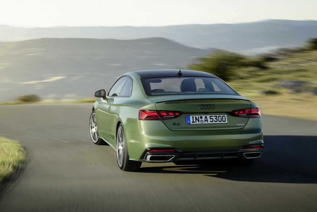 Image 5: Audi A5 Coupe Special Editions 40 TDI Quattro Edition 1 2dr S Tronic