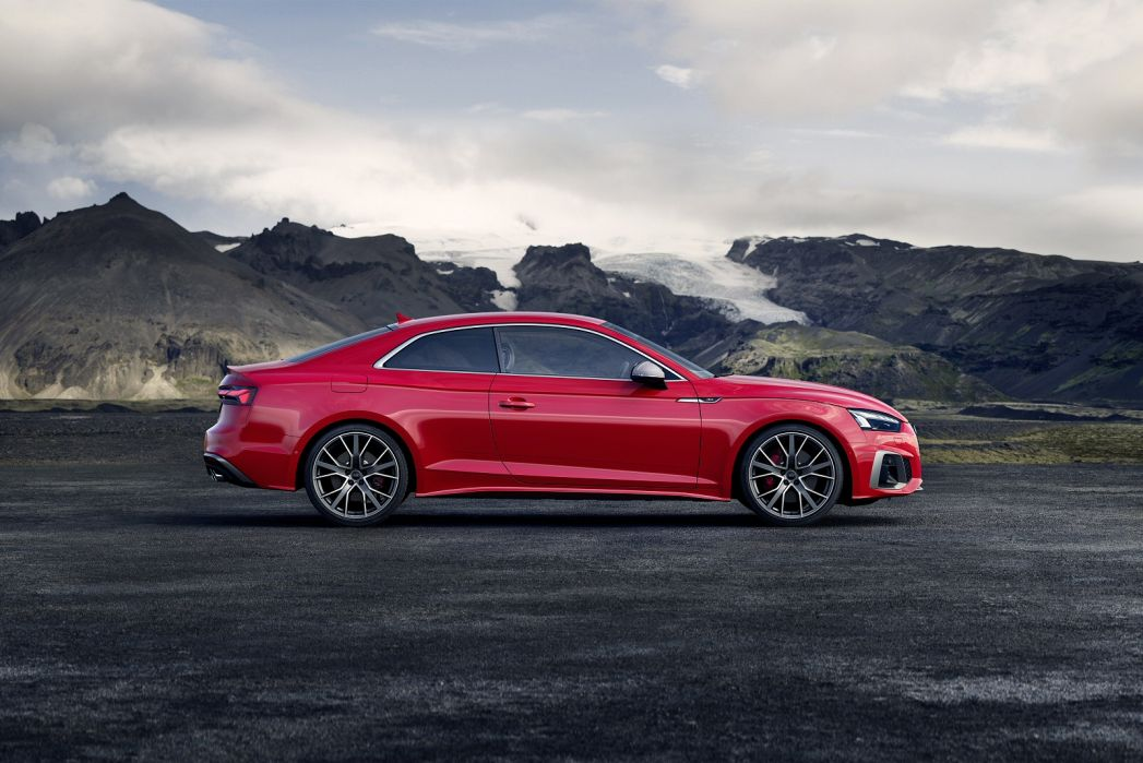 Image 2: Audi A5 Coupe Special Editions S5 TDI Quattro Edition 1 2dr Tiptronic