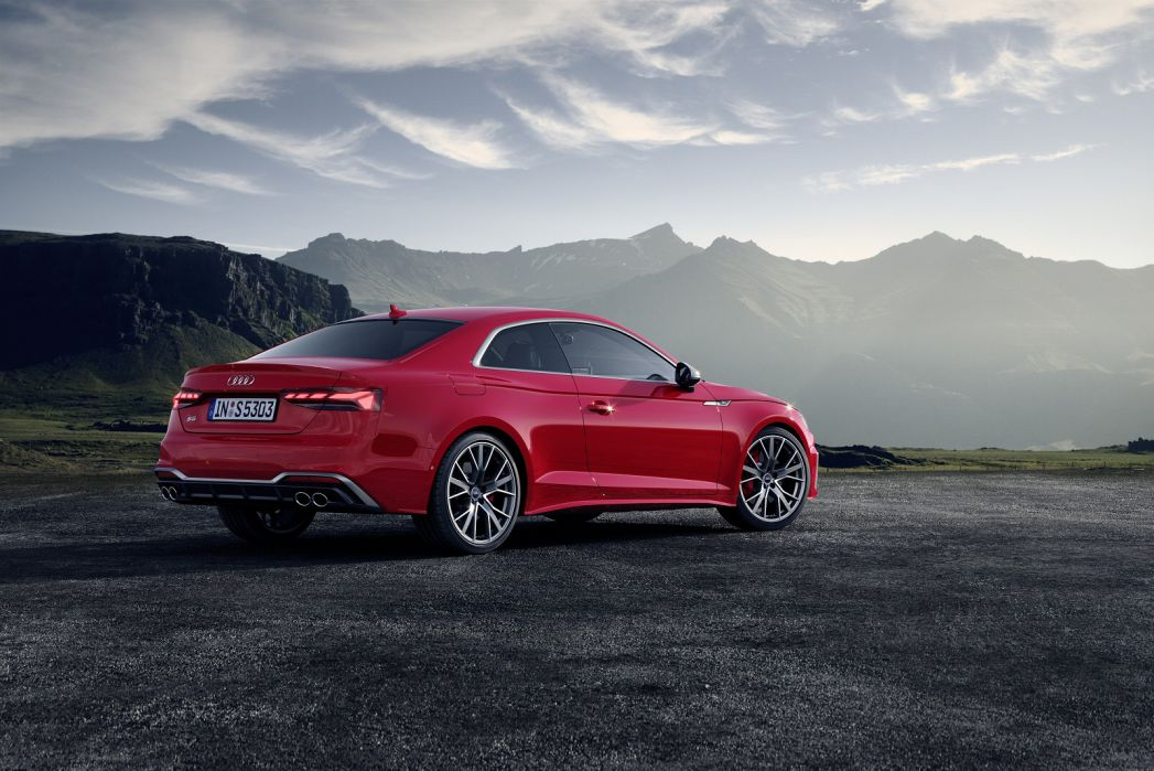 Image 3: Audi A5 Coupe Special Editions S5 TDI Quattro Edition 1 2dr Tiptronic