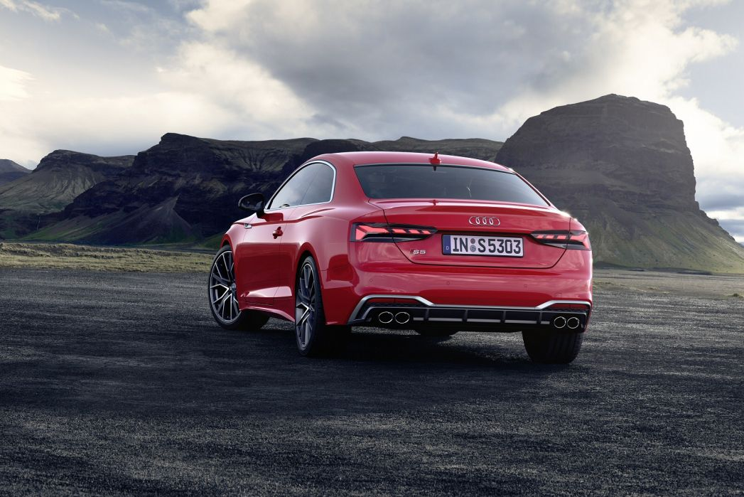 Image 4: Audi A5 Coupe Special Editions S5 TDI Quattro Edition 1 2dr Tiptronic