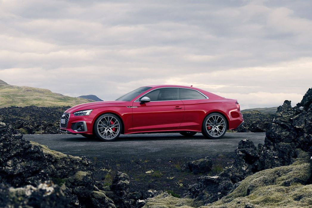 Image 6: Audi A5 Diesel Coupe S5 TDI 341 Quattro 2dr Tiptronic [comfort+sound]