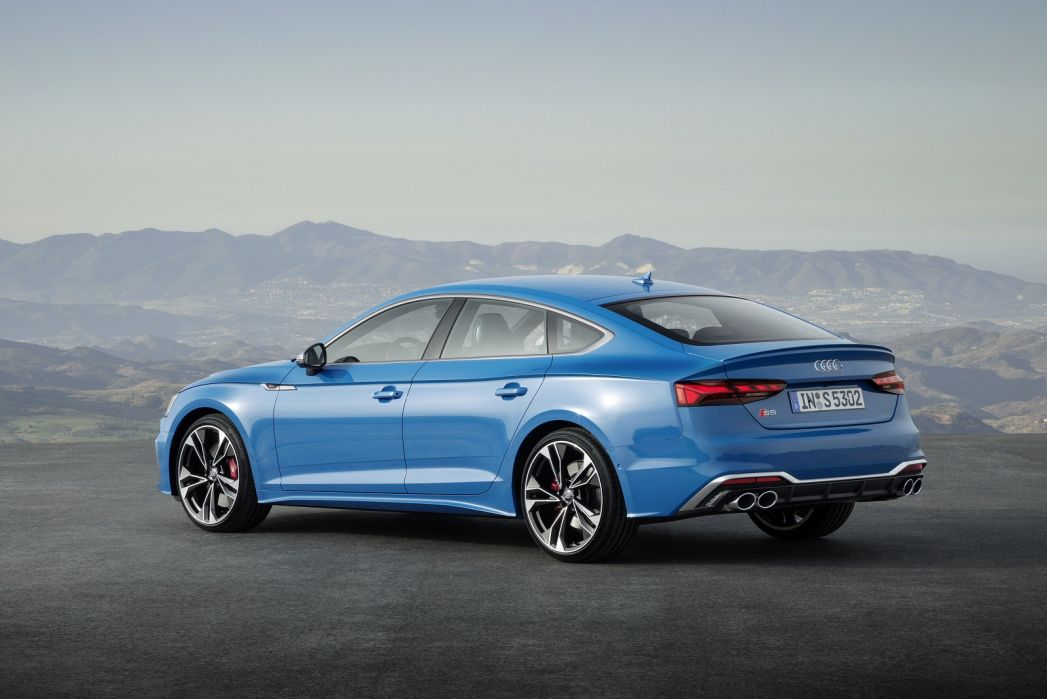 Image 2: Audi A5 Sportback Special Editions S5 TDI Quattro Edition 1 5dr Tiptronic