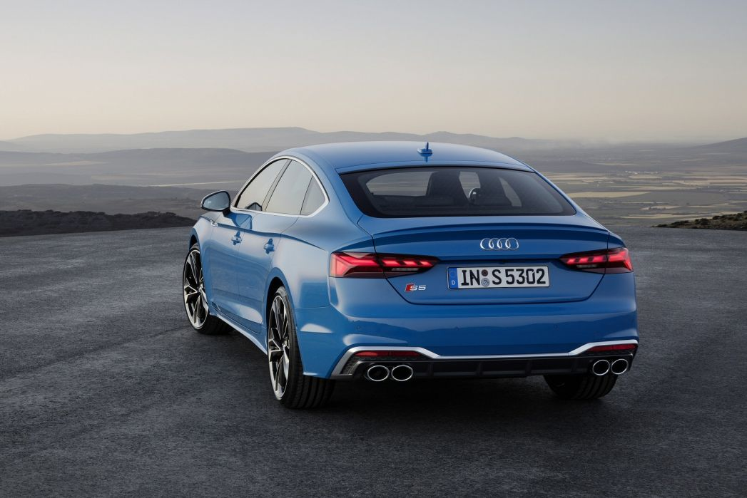 Image 3: Audi A5 Sportback Special Editions S5 TDI Quattro Edition 1 5dr Tiptronic