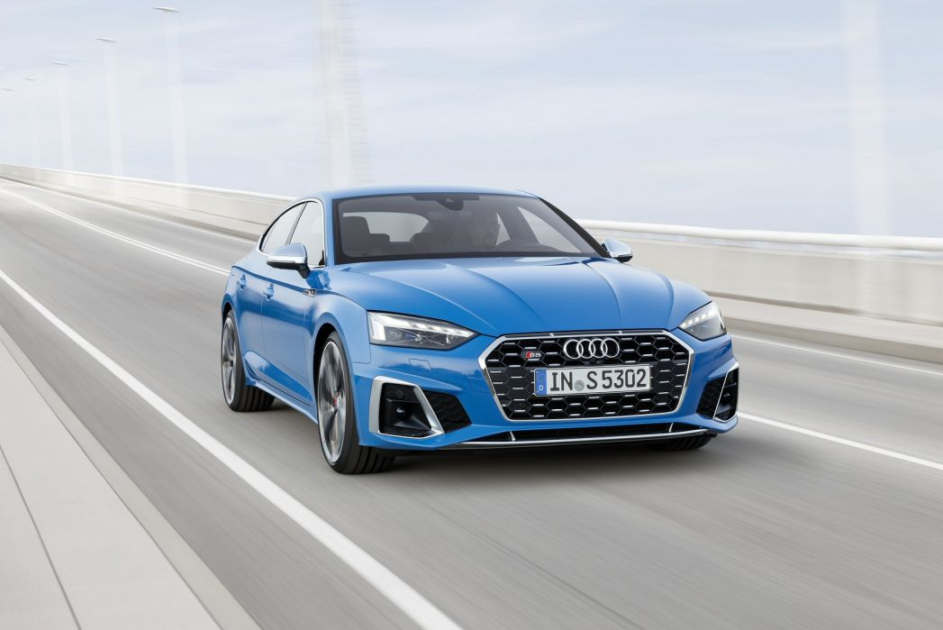 Image 4: Audi A5 Sportback Special Editions S5 TDI Quattro Edition 1 5dr Tiptronic
