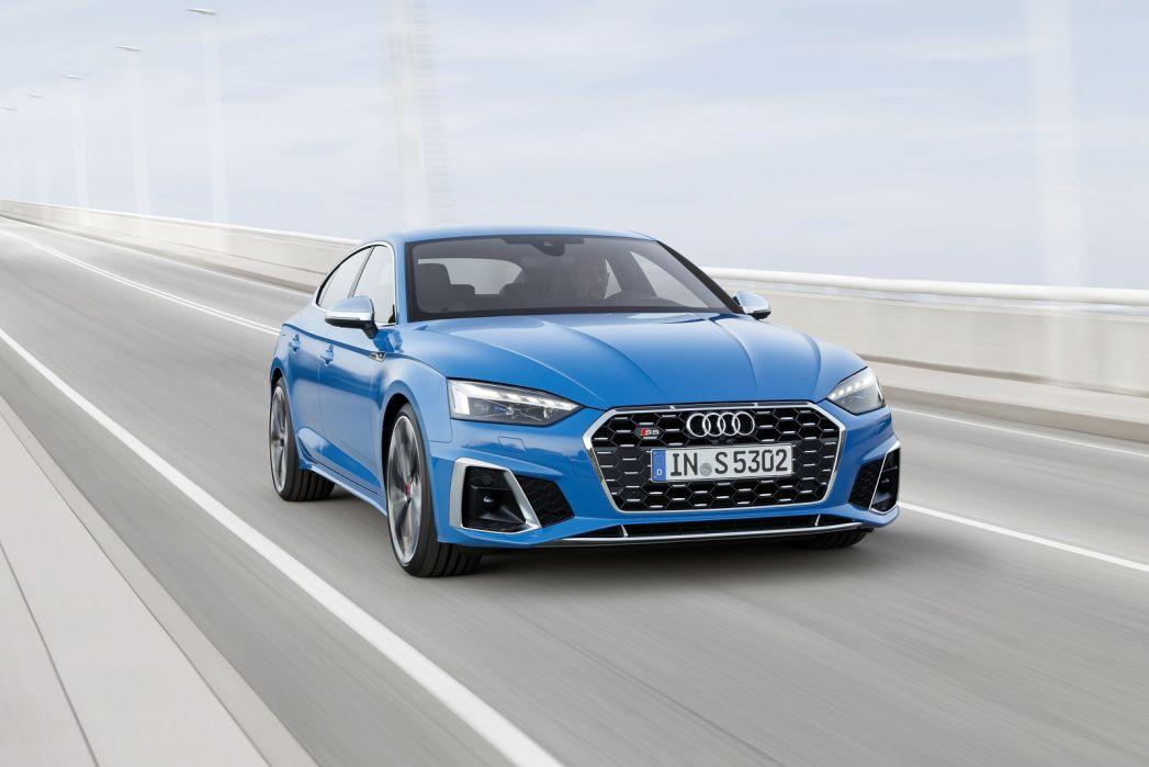 Image 5: Audi A5 Diesel Sportback S5 TDI Quattro 5dr Tiptronic