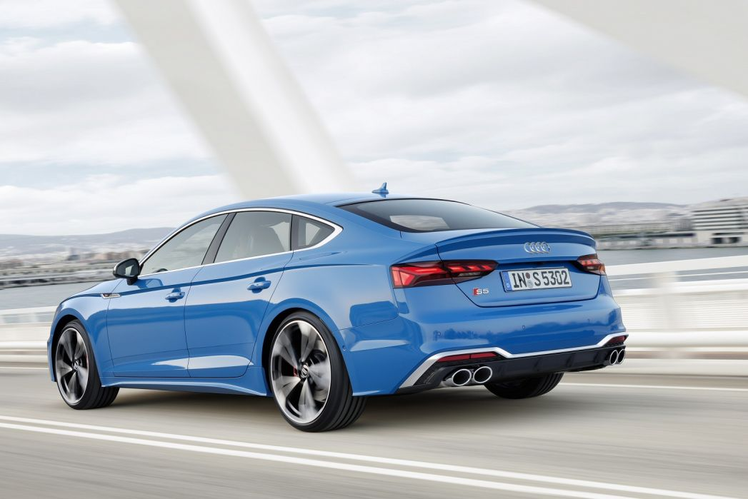 Image 6: Audi A5 Sportback Special Editions S5 TDI Quattro Edition 1 5dr Tiptronic