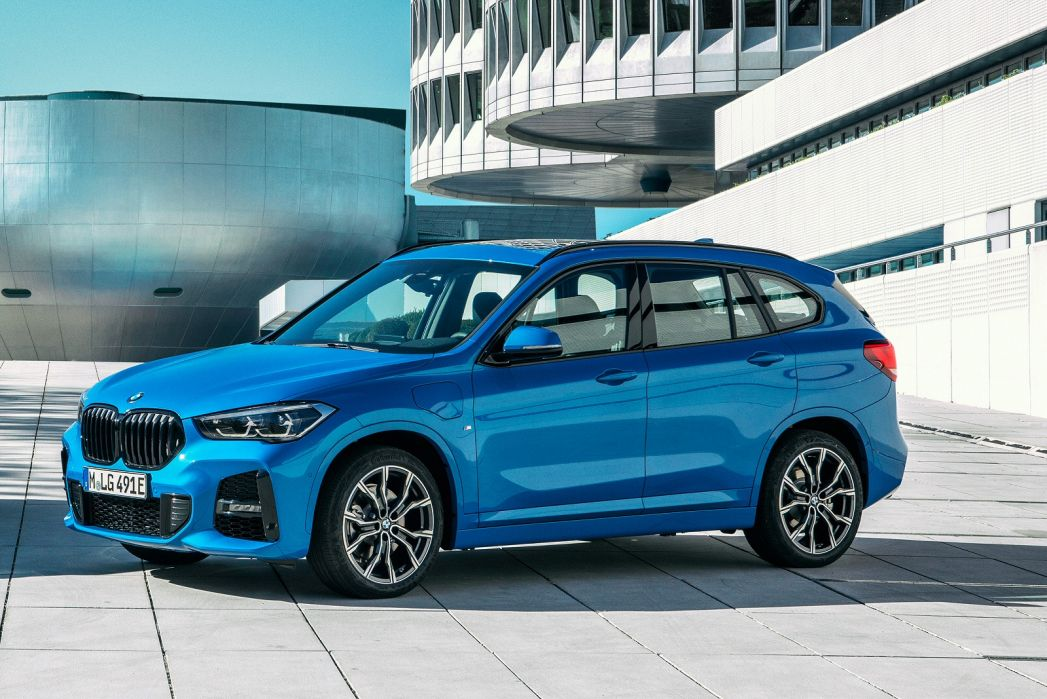 Image 1: BMW X1 Estate Xdrive 25E M Sport 5dr Auto [tech II/plus PK]
